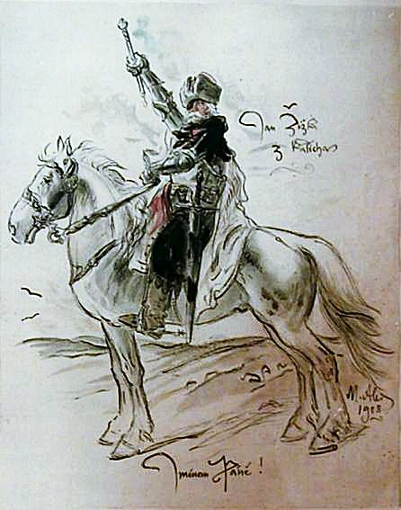Mikolas ales zizka - Mikoláš Aleš – Wikipedie