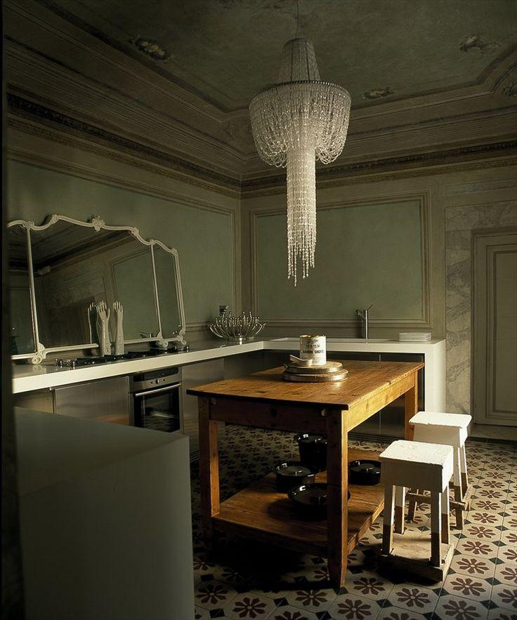 Palazzo Orlandi, Prato, 2007  #architecture #archilovers #kitchen    mix