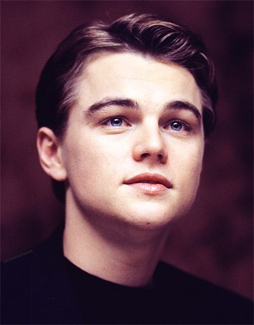 """Leonardo Dicaprio. Repin if you remember watching him on """"Growing Pains."""""""