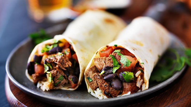 Now you'll finally learn the difference between a California burrito and a Mission burrito