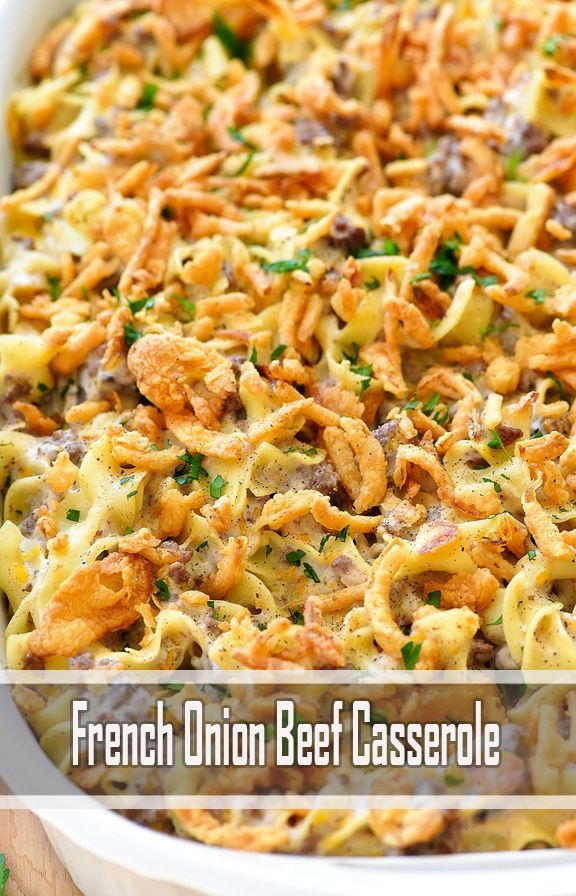 French Onion Beef Casserole Howtofryonions Casserole Recipe Beef Beef Recipes French Onion Casserole Beef Casserole