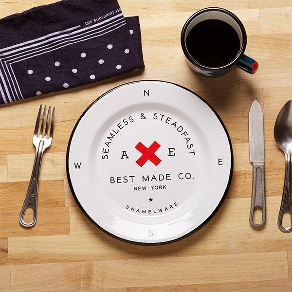 Seamless & Steadfast Enamel Steel Plates