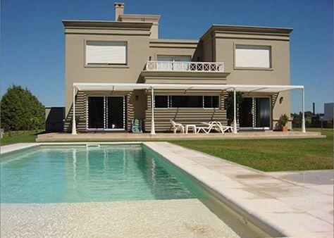 Arquitectos Aguilar Grosso - Casa estilo actual - Arquitecto - PortaldeArquitectos.com