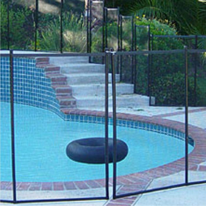 Προστατέψτε την πισίνα σας με τους φράκτες ασφαλείας της Ocean Blue, που τοποθετούνται και αφαιρούνται πολύ εύκολα και σε λιγότερο από 5 λεπτά!