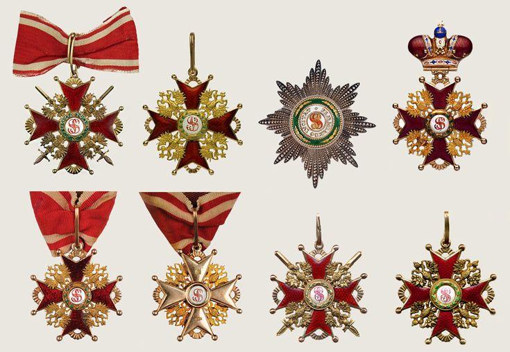 картинки орденов рос империи она восстановлении