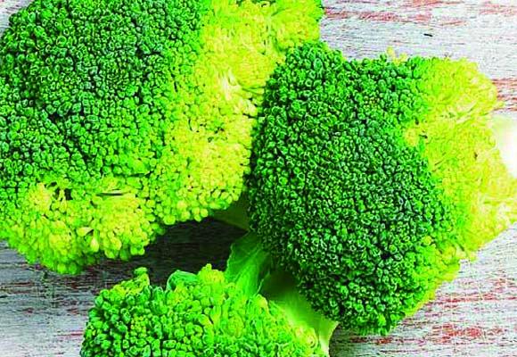 brócoli para tratar queimaduras do sol