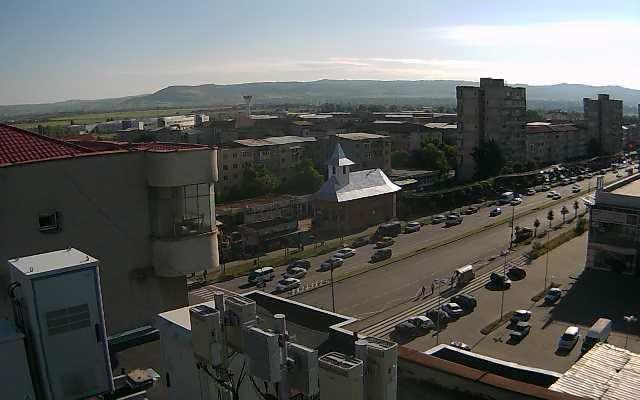 Drobeta-Turnu Severin - Romania Live webcams City View Weather - Euro City Cam