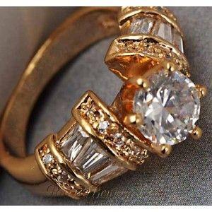 Cincin Kristal untuk Pria Ring 7 US Size Ready Stock now!
