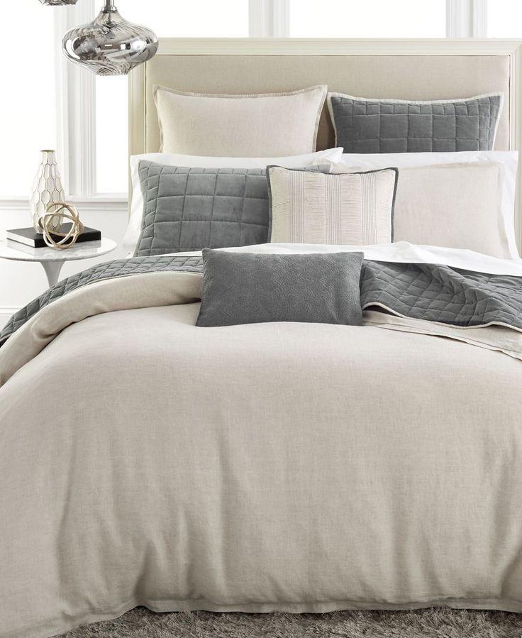 Linen Natural FullQueen Duvet Cover 491 best