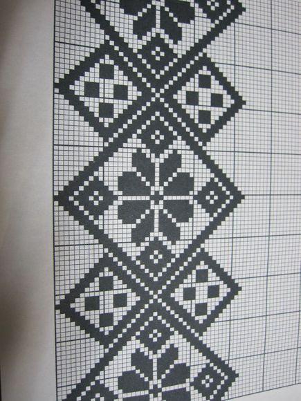 こぎん刺し koginnzashi embroidery
