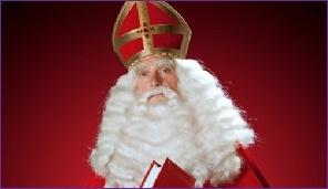 Sinterklaas, Wie kent hem niet?