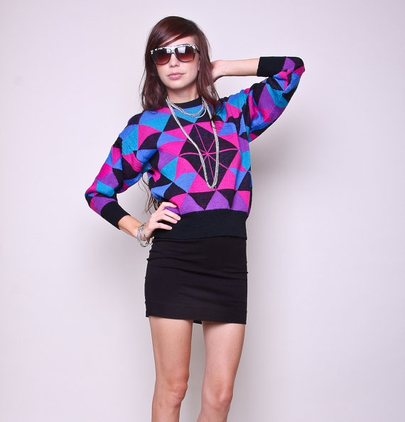 LOVE this sweater! haha