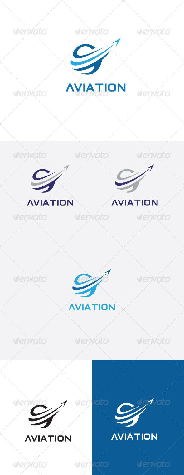 Air Travel Transport Logo — Vector EPS #flight #alphabet • Available here → https://graphicriver.net/item/air-travel-transport-logo/5651524?ref=pxcr
