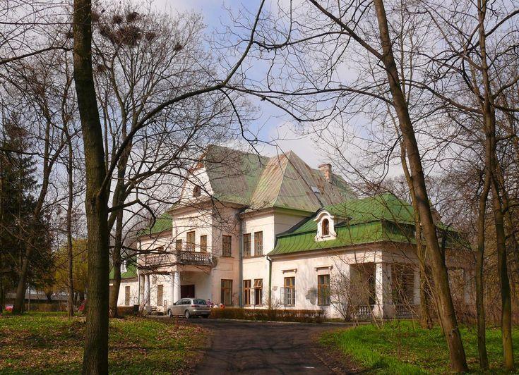 Łysołaje (lubelskie) - dwór Popławskich z 1904 r.