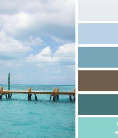 Pier color palette