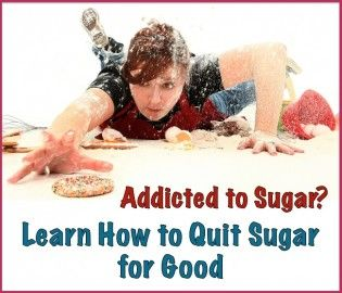 Addicted to Sugar? Learn How to Quit Sugar for Good‎