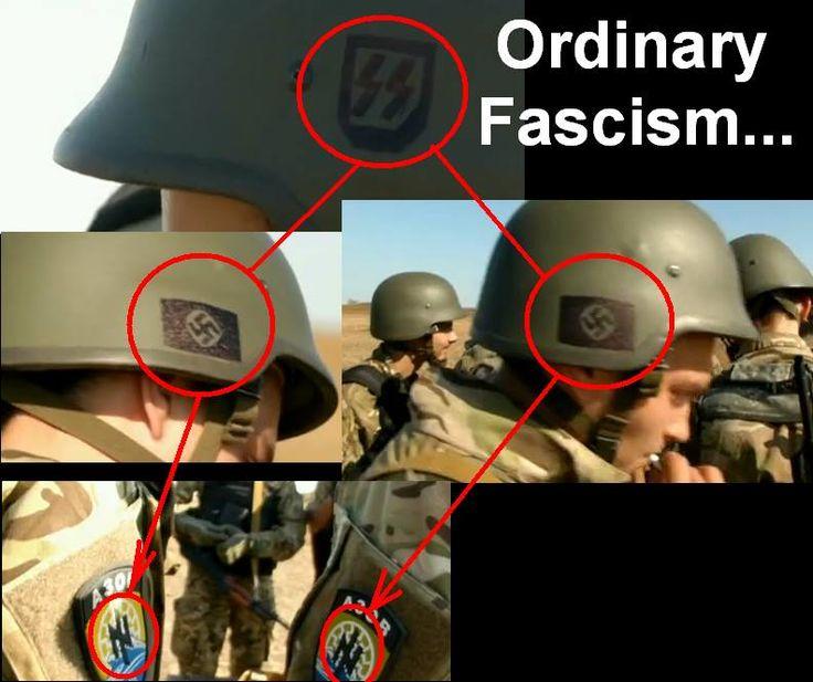 "sionstar: battalion"" Azov "" - Ordinary Fascism..."