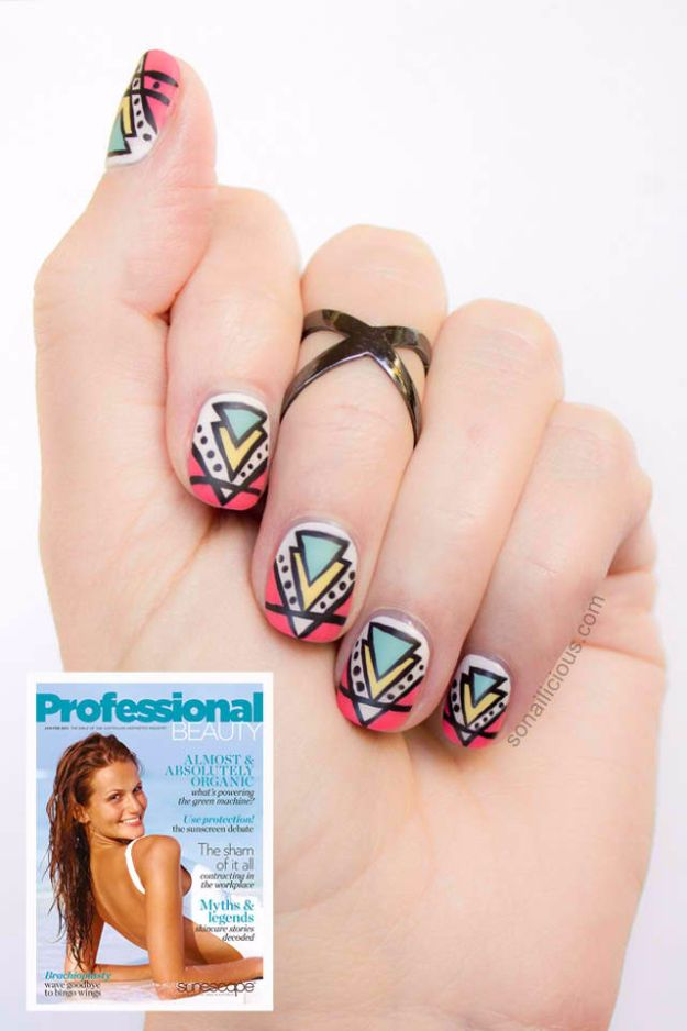 79 best Nail Art for Teens images