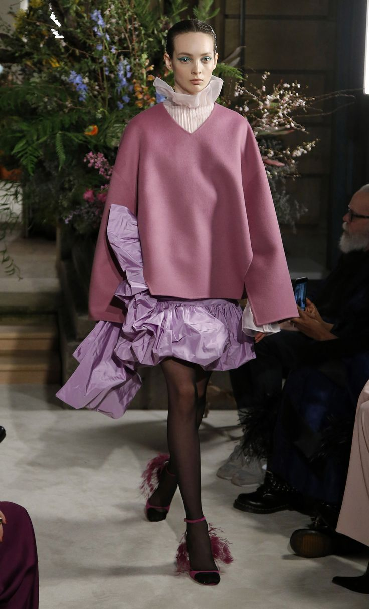 Paris Fashion Week Haute Couture Spring/Summer 2018