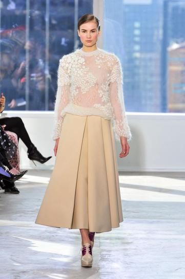 Delpozo Fall 2014: All the Looks