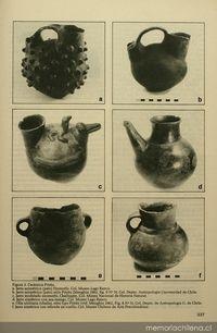 Ceramica Mapuche de Chile
