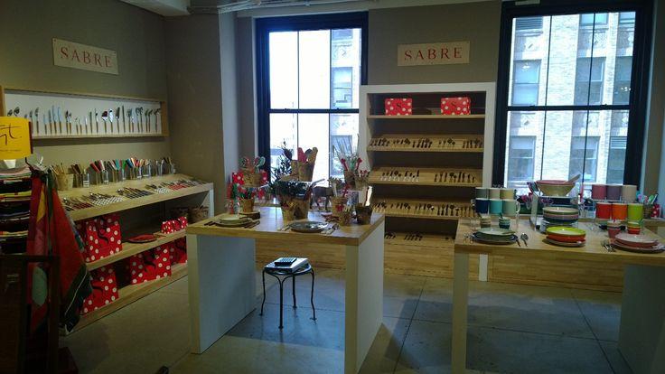 Showroom New-York #SabreParis
