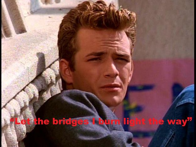 15 reasons Dylan McKay is the perfect boyfriend... Except not Brenda and Dylan forever! Kelly and Dylan forever!!!