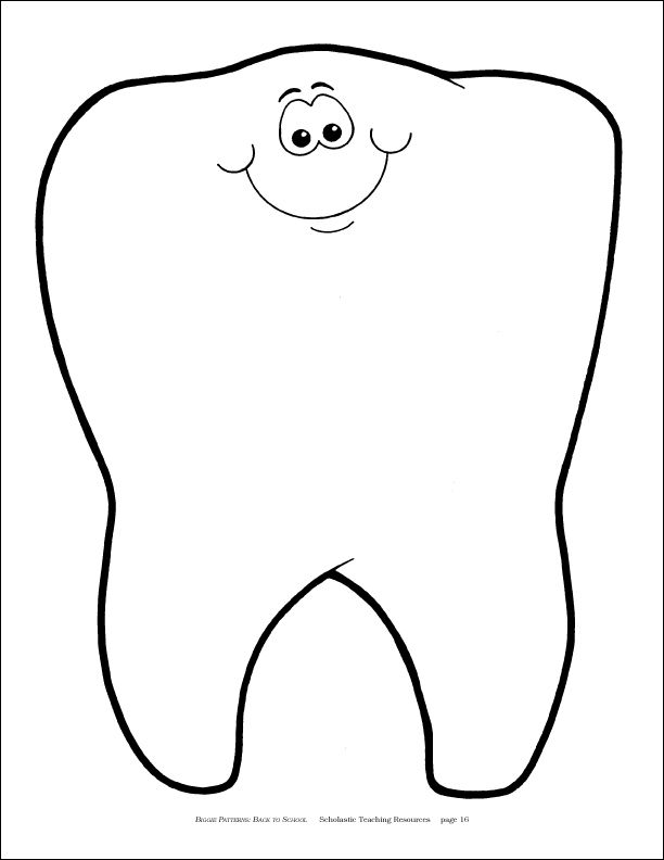 Celebrate Dental Health Month & teach your class about taking care of your teeth! #dentalhealthmonth #teeth #activitypage