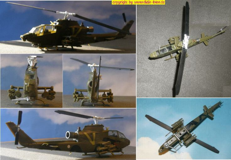 "Bell AH-1S ""Cobra"" - Israel 1998 (Amer.com 9)"