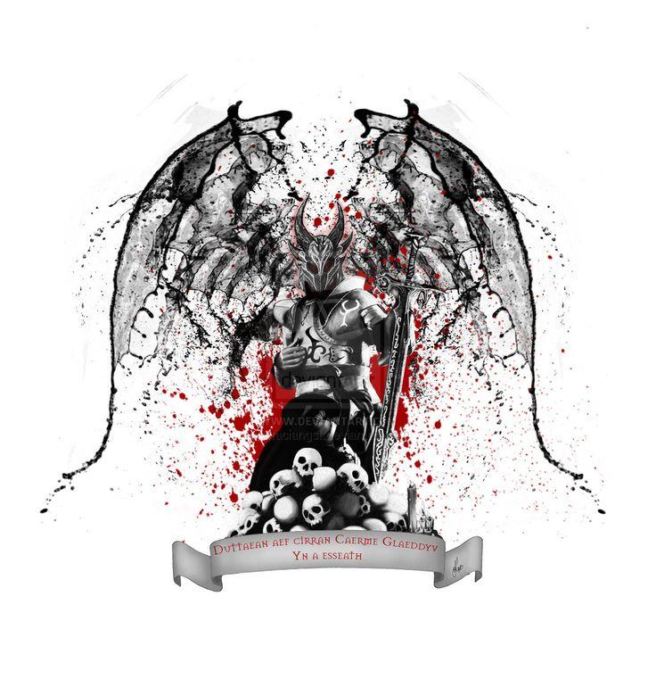 Trash Polka Skull By Mcrdesign On Deviantart: Trash Polka Angel Tattoos