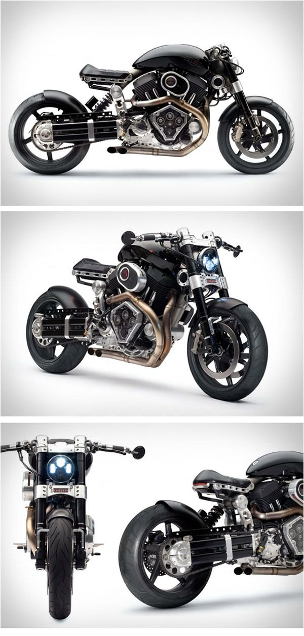 X132 HELLCAT | BY CONFEDERATE MOTORCYCLES ( http://www.blessthisstuff.com/stuff/vehicles/motorcycles/x132-hellcat-by-confederate-motorcycles/ )