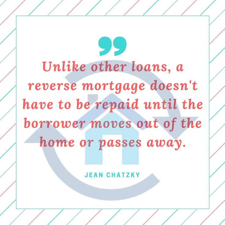 #Motivational #reverse #mortgage #quote by Jean Chatzky