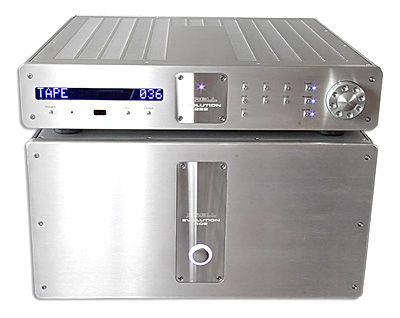 Krell Amplifier + Pre-amplifier