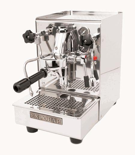 Expobar Office Lever Semi-Automatic Espresso Machine - Whole Latte Love