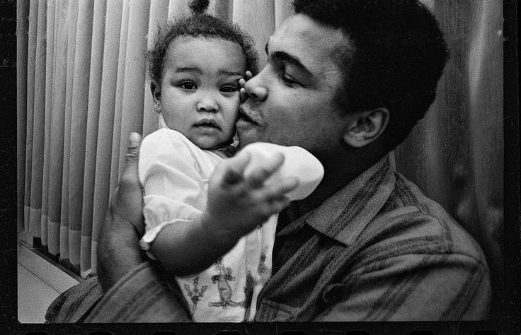 20 Never-Before Seen Photos of Muhammad Ali