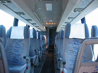 44 Seater Luxury Coach