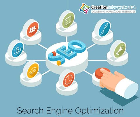 SEO or Search Engine Optimization is a digital marketing technique that focuses on increasing the traffic on the website by obtaining a high ranking in the search results of a search engine. http://www.creationinfoways.com/