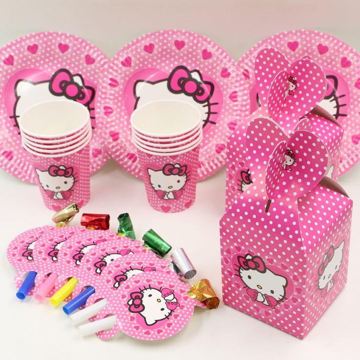 Just in to our Kitchen collection! Kawaiiiii :3  Hello Kitty Birthday  Decor & Supplies 40pcs