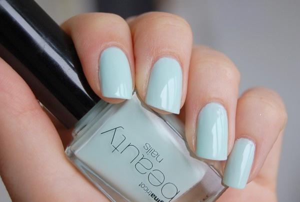 Gina Tricot Beauty - Have A Mint #nailpolish