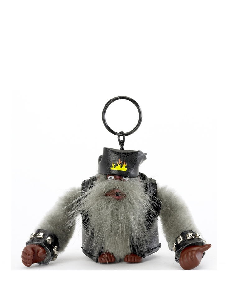 Kipling monkey biker