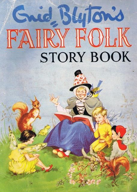 FAIRY FOLK STORY BOOK, ENID BLYTON