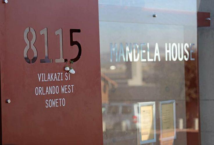 #3 #1000thingstodo #Joburg Stop at Vilakazi Street, Soweto, Gauteng - Which has housed two Nobel Prize Winners  I <3  Johannesburg