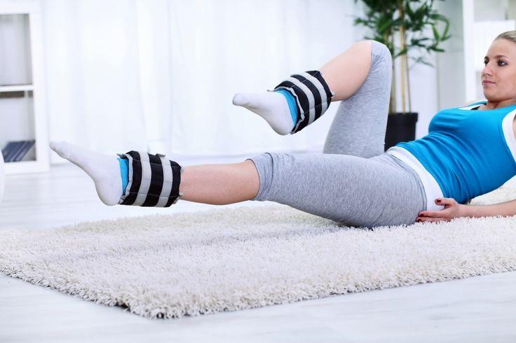¡Sin poner un pie en el gym!