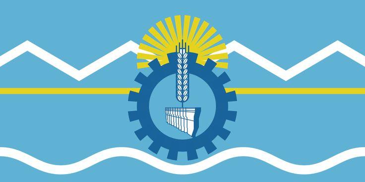 Bandeira da província de Chubut