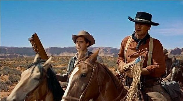 the searchers mise en scene Mise-en-scène is the first thing you'll learn on a film theory course unfortunately  it  john ford did this to tremendous effect in the searchers.