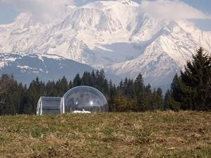 Transparent Outdoor Bubble Tent