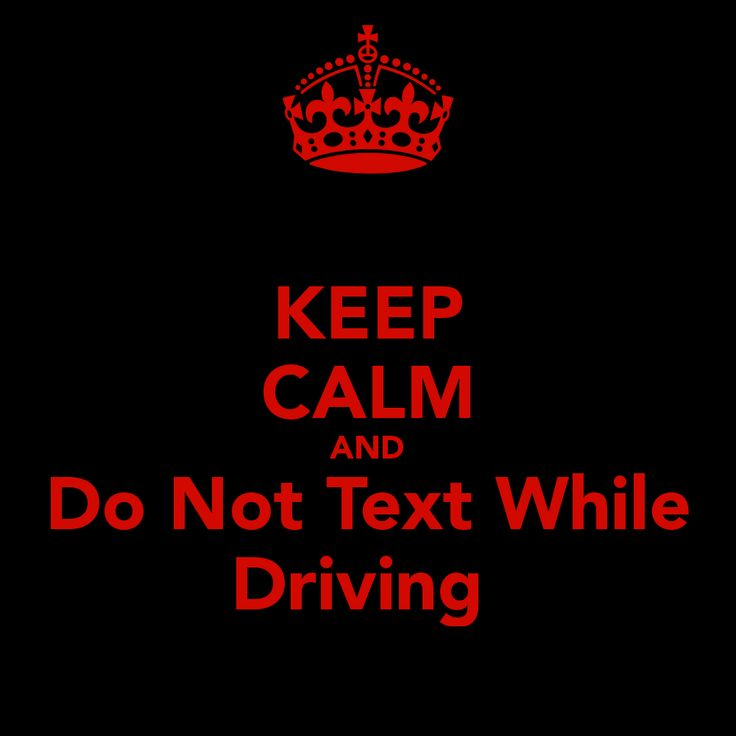 106 best no texting while driving images on pinterest message passing text messages and texts. Black Bedroom Furniture Sets. Home Design Ideas