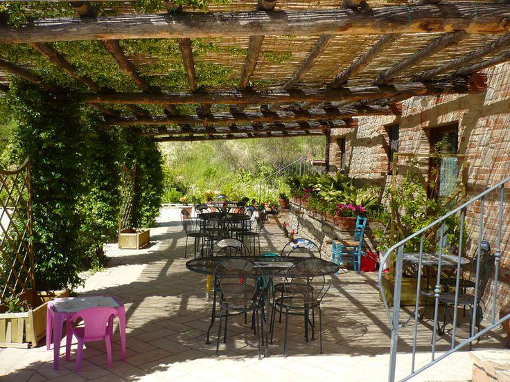 Agriturismo Marche con piscina - Ascoli Piceno - Fermo   La Casa Degli Gnomi   betaalbare appartementen
