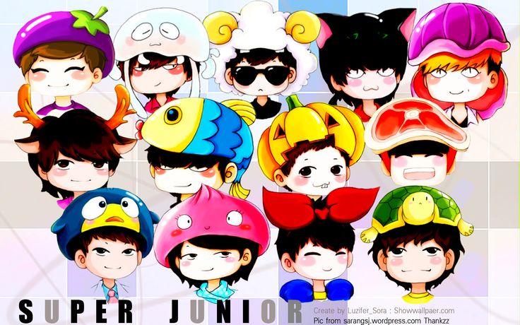 SJ Chibi Wallpaper [by: Luzifer_Sora]