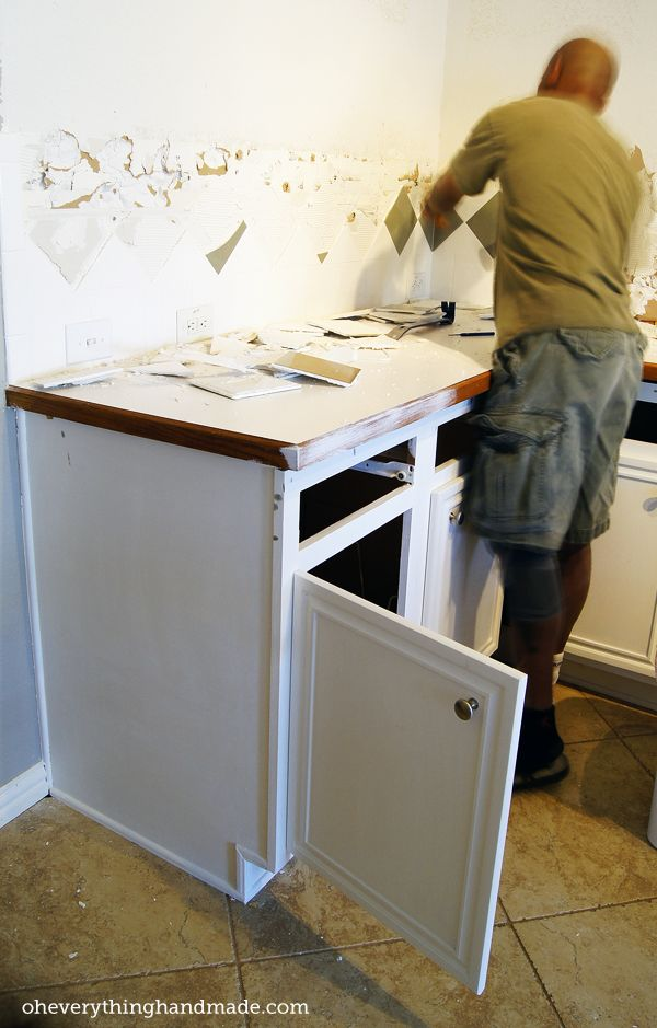Kitchen Removing Base Cabinet Countertops Backsplash Cabinets And Countertops Kitchen Cabinets And Countertops Ikea Kitchen Diy
